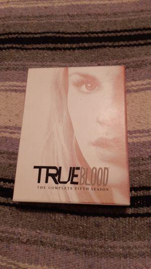 True Blood Complete Fifth Season for Sale in Henderson, KY