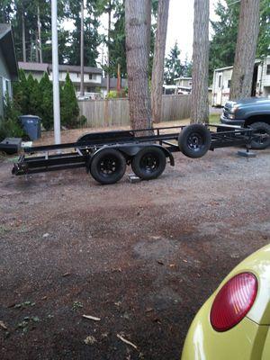 Car trailer 16' deck for Sale in Bonney Lake, WA