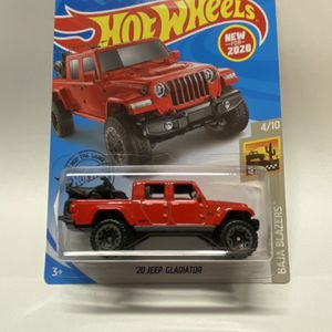 2020 Jeep Gladiator Hotwheels for Sale in Henderson, NV