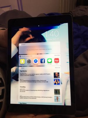 iPad 6th gen 128gb for Sale in Pittsburgh, PA