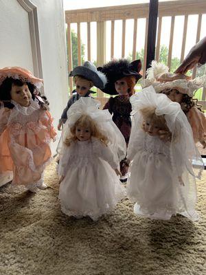 Antique dolls for Sale in Moline, IL