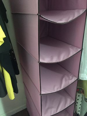 Closet organizer for Sale in Sterling, VA