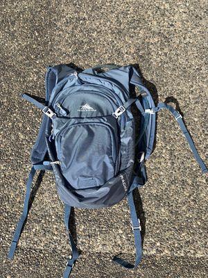 High Sierra hydration backpack for Sale in Everett, WA
