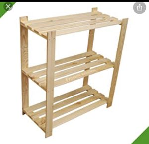 Wooden rack for Sale in River Edge, NJ