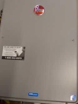New Rheen ECOH200DVLN-2 Performance Platinum 9.5 GPM Natural Gas High Efficiency Indoor Tankless Water Heater for Sale in Lake Stevens,  WA