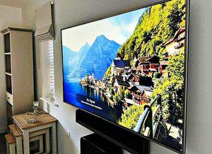 LG 60UF770V Smart TV for Sale in Star Lake, WI