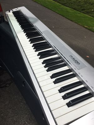 M-Audio Keystation 88 midi keyboard for Sale in Everett, WA