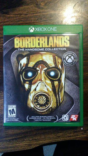 Borderlands Handsome Collection Xbox One for Sale in Vancouver, WA