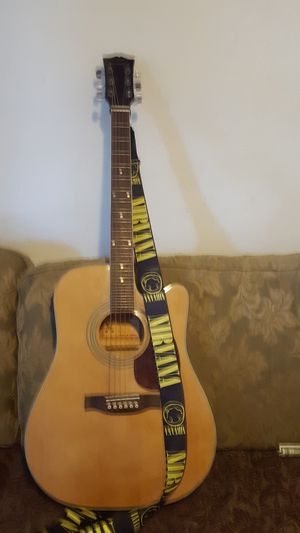 Harmania guitar for Sale in Ontario, CA