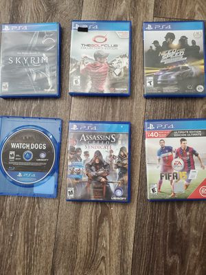 Ps4 games for Sale in Norcross, GA