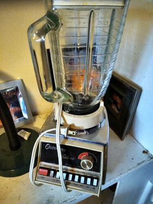 Vintage Blender by Osterizer for Sale in Lynnwood, WA