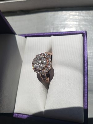 Rose gold diamond ring for Sale in Colma, CA