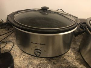 Crock pot for Sale in Phelan, CA