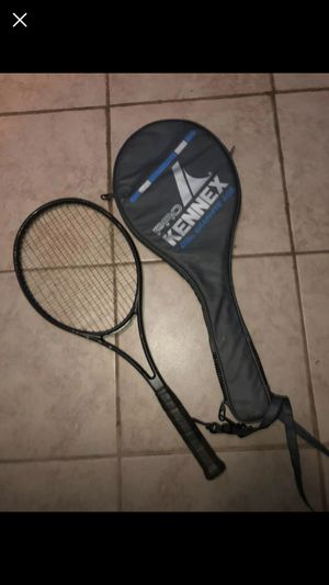 Tennis racket with pouch for Sale in San Diego, CA