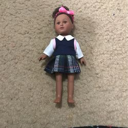 Miniature American girl Doll ONE LEFT for Sale in Falls Church,  VA