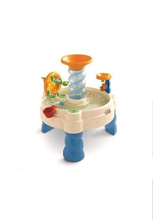 Little tikes spiraling seas waterpark play table for Sale in Ashburn, VA