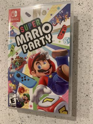 Super Mario Party Sealed for Sale in Sacramento, CA