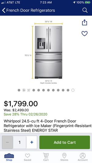 Whirlpool for Sale in White Hall, AR