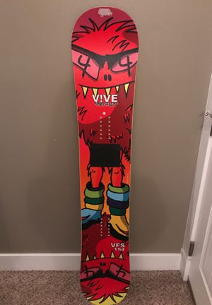 154 VFS snowboard for Sale in East Wenatchee, WA