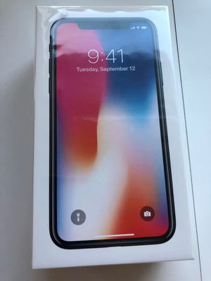 IPhone X in new box raffle for Sale in Columbus, OH