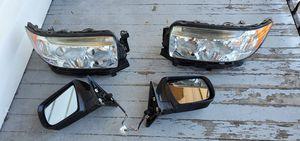 Subaru forester 2006 _ 2008 oem headlight POWER HEAT Side Mirror / Turn OEM for Sale in Reading, PA