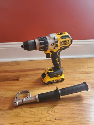 20V MAX* XR 1/2 IN. BRUSHLESS HAMMER DRILL/DRIVER WITH POWER DETECT™ TOOL TECHNOLOGY KIT for Sale in Frederick, MD