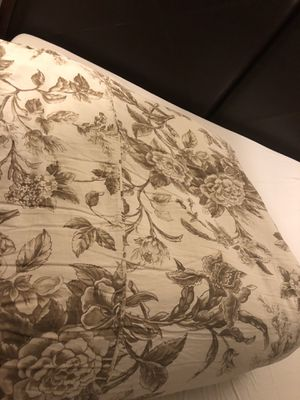 Pottery barn duvet king size for Sale in Annandale, VA