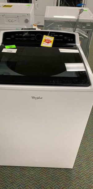 Brand New Whirlpool Washer!! WTW8040DW 7SX3B for Sale in Los Angeles, CA