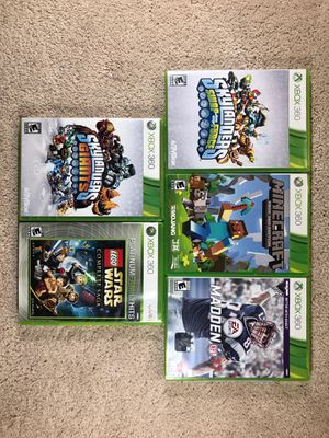5 Xbox 360 games for Sale in Greensburg, PA
