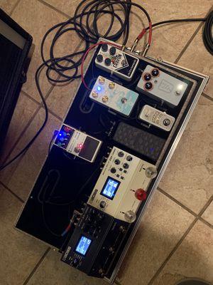 Blackbird pedalboard for Sale in Dallas, TX
