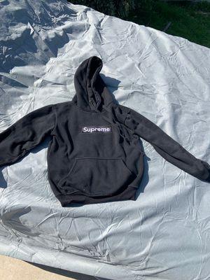 Supreme black box logo size small for Sale in Covina, CA