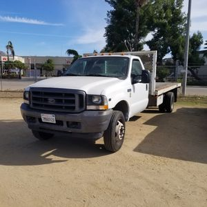 2004 F450 Flatbed for Sale in Santee, CA