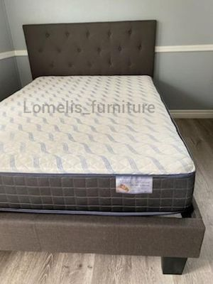Queen beds with mattresses included for Sale in Walnut, CA