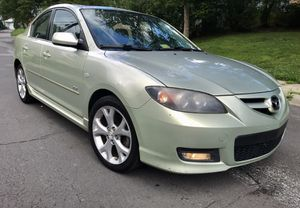 Only $3400 ! 2008 Mazda S Touring ! Light Green for Sale in Silver Spring, MD