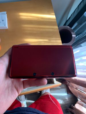 Nintendo 3ds red w games for Sale in Tampa, FL
