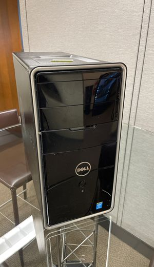Dell Inspiron 3847 desktop computer for Sale in Portland, OR