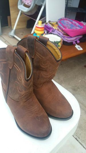 Girls Smokey Mountain boots for Sale in Duncan, SC