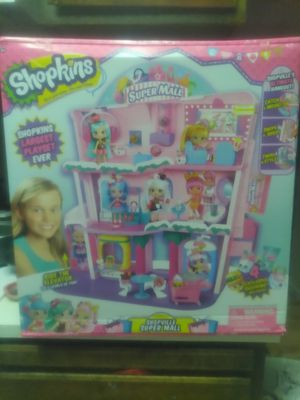 Shopkins Super Mall for Sale in Citrus Heights, CA