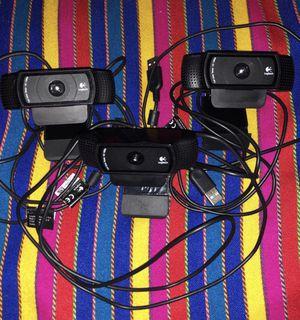 Logitech C910 Webcam HD/1080p for Sale in Salinas, CA