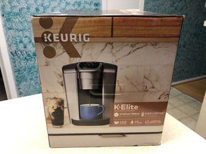 Keurig K Elite for Sale in Humble, TX