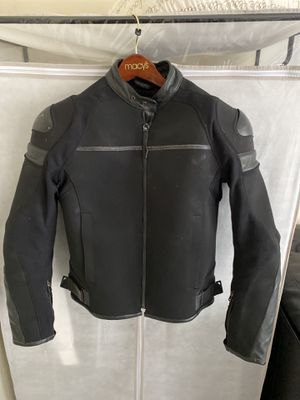 Dainese super stealth black motorcycle jacket for Sale in Lawrenceville, GA