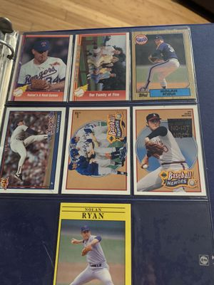 Nolan Ryan Baseball Cards for Sale in Franklinton, NC
