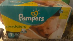 Pampers # 1 for Sale in Lancaster, CA