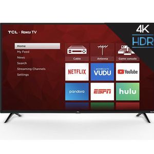 55 Inch Roku Smart Tv for Sale in Southfield, MI