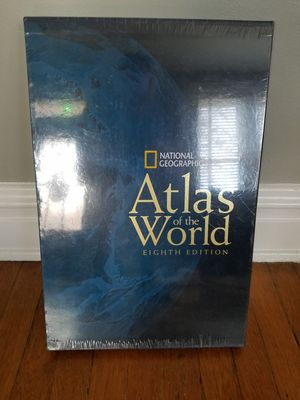 World Atlas coffee table book. for Sale in St. Louis, MO