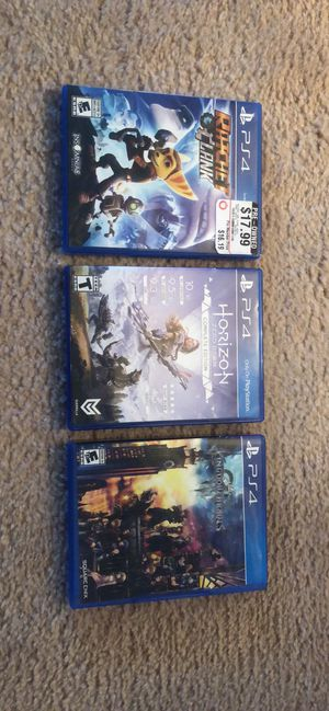 PlayStation 4 Games (PS4) for Sale in Nashville, TN