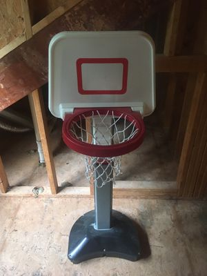 Adjustable Basketball Hoop Goal for Sale in Chapel Hill, NC