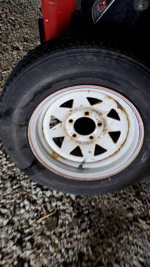 Trailer tire for Sale in Westfield, IN