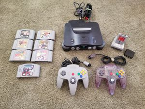 Nintendo 64 for Sale in Tucson, AZ
