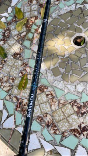 Shimano teramar inshore fishing combo for Sale in Miramar, FL